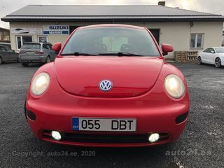 Volkswagen New Beetle Exclusive 1.9 66kW