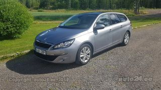 Peugeot 308 SW BLUE LEASE EXECUTIVE 1.6 BLUEHDI 88kW