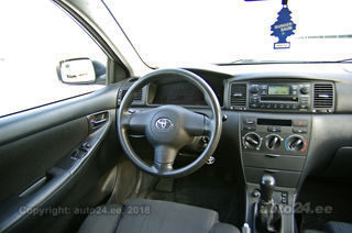 Toyota Corolla Facelift Lx 1.6 81kW