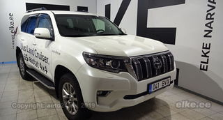 Toyota Land Cruiser 150 Executive Technology Plus Paket 2.8 130kW