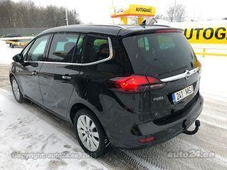 Opel Zafira ZAFIRA TOURER CNG 1.6 110kW