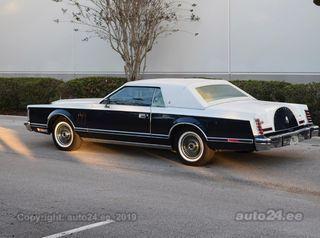 Lincoln Continental Mark V Bill Blass Edition 6.6 V8 107kW