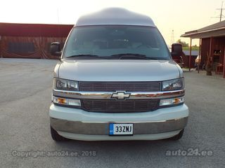 Chevrolet Express G1500 Southern Comfort RV 5.3 V8 220kW