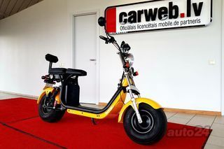 Cits Electric Scooter 1.0 Elektr ba 15kW
