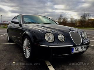 Jaguar S-Type EXECUTIVE 3.0 175kW