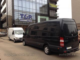 Mercedes-Benz Sprinter 318CDI 3.0 CDI 135kW