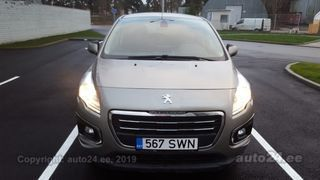 Peugeot 3008 EAT6 ACTIVE BUSINESS 1.6 Blue HDi 88kW