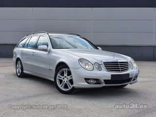 Mercedes-Benz E 280 Facelift 3.0 CDI 140kW