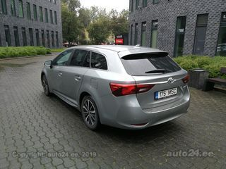 Toyota Avensis Touring Sports Active Plus 1.8 108kW