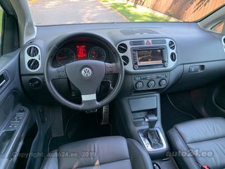 Volkswagen Golf Plus Executive Limited Edition 2.0 103kW