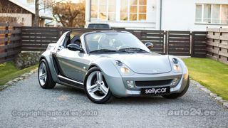 Smart Roadster Passion Targa 0.7 M160 R3 by Mercedes-Benz 60kW