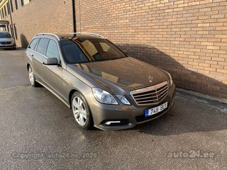 Mercedes-Benz E 350 Avantgarde Distronic+ 3.0 170kW