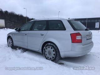 Audi A4 8E 1.9 96kW