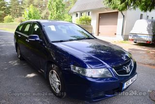 Honda Accord Elegance 2.0 114kW