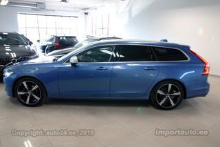 Volvo V90 R-DESIGN INTELLI SAFE BUSINESS WINTER MY18 2.0 D4 140kW