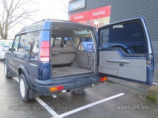 Land Rover Discovery II Series 2.5 102kW
