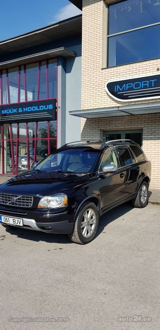 Volvo XC90 Executive 2.4 R5 136kW