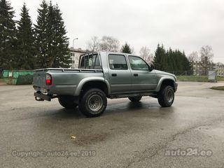 Toyota Hilux 2.5 75kW