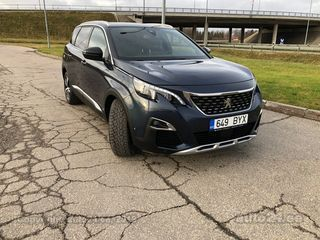 Peugeot 5008 GT-Line BlueHDi 130 AT8 1.5 96kW