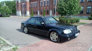 Mercedes-Benz E 500 LIMITED 5.0 235kW