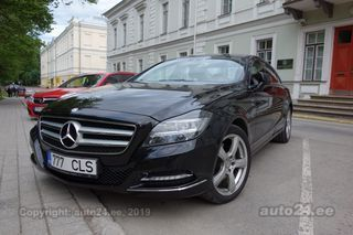 Mercedes-Benz CLS 350 Blue Efficiency 3.5 V6 225kW