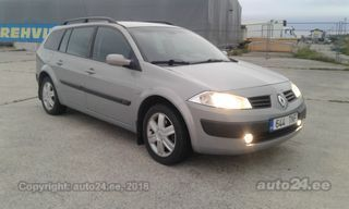 Renault Megane 1.5 TDI 78kW