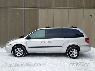 Chrysler Grand Voyager 2.8 110kW