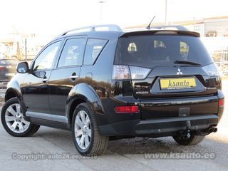 Mitsubishi Outlander Executive Facelift AWD 2.2 DI-D 115kW