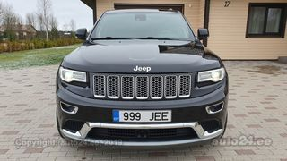 Jeep Grand Cherokee Summit 3.0 184kW