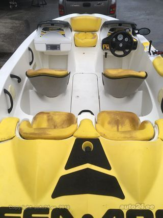 Sea Doo Speedster Rotax