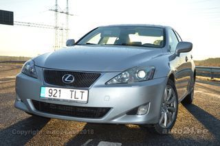 Lexus IS 220 Luxury MarkLevinson+Ekraan 2.2 130kW