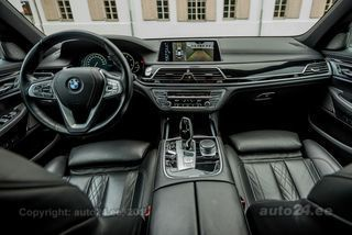 BMW 730 Pure Excellence 3.0 R6 195kW