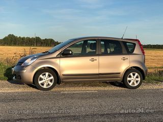 Nissan Note E11 1.4 65kW