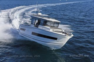 Jeanneau Merry Fisher 895 Marlin 2 x Mercury EFI 150
