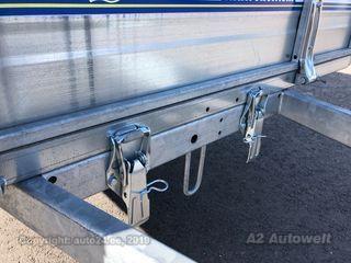 Tiki Treiler Keevis 327-L 3.27x1.5 +kõrgendused 0.32+tent