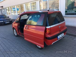 Peugeot 1007 1.4 54kW