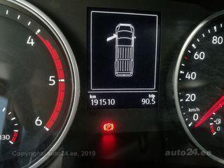 Volkswagen Crafter XXL 2.0 103kW