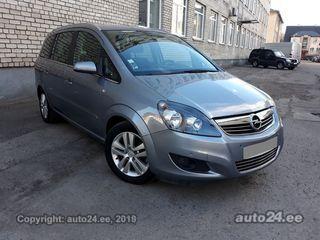 Opel Zafira 1.7 92kW