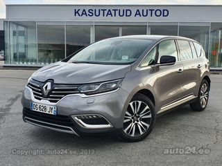 Renault Espace INITIALE 4CONTROL 1.6 118kW