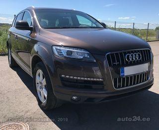 Audi Q7 3.0 TDI 180kW