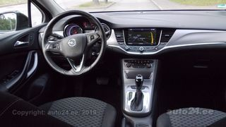 Opel Astra Sports Tourer 1.6 TDCI 100kW