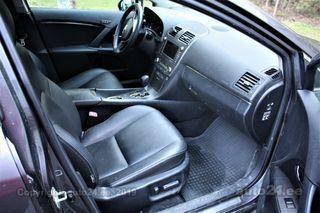 Toyota Avensis Luxury Premium 2.2 D-CAT 110kW