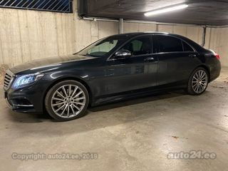 Mercedes-Benz S 350 BLUETEC/LONG 3.0 190kW