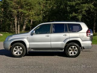 Toyota Land Cruiser 120 Luxury 3.0 120kW