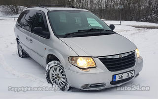 Chrysler Grand Voyager STOW N GO Limited Edition 2.8 CRD TDI 110kW