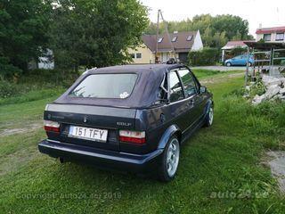 Volkswagen Golf Turbo 1.8 150kW