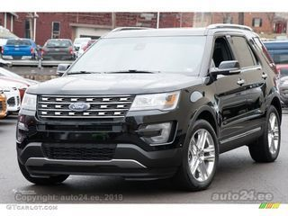 Ford Explorer LIMITED 3.5 V6 FLEXFUEL 216kW