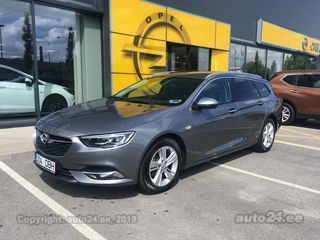 Opel Insignia Sports Tourer Innovation 1.6 100kW