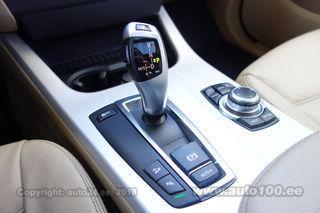 BMW X3 3.0 TDI 190kW