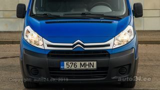 Citroen Jumpy Long 1.6 HDI 66kW